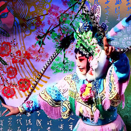 Stacey Chiew - Chinese Opera