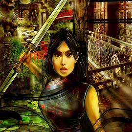 Fabrizio Uffreduzzi - Chinese Warrior Princess