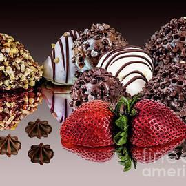 Shirley Mangini - Chocolate and Strawberries