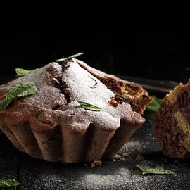 Chocolate cake  by Vadim Goodwill