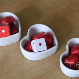 Tracy Hall - Chocolate Hearts