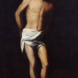 Alonso Cano - Christ bound to the column