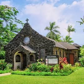Lynn Bauer - Christ Memorial Episcopal church in Kauai
