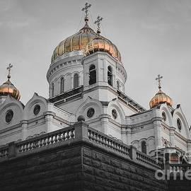 Iryna Liveoak - Christ The Savior Cathedral