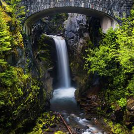 Stephen Stookey - Christine Falls - Mount Rainer National Park
