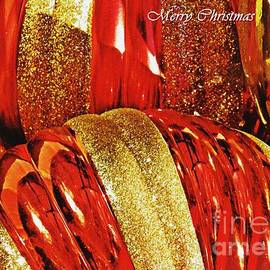 Sarah Loft - Christmas Abstract 17 Card 1