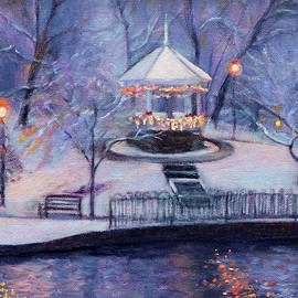 Bonnie Mason - Christmas Card