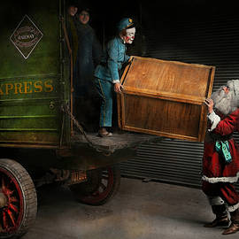 Mike Savad - Christmas - How Santa ruined Christmas 1924