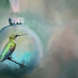 Christmas Hummingbird