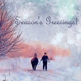 Joyful Season by Kathy Bassett
