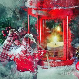 Ian Mitchell - Christmas Lantern