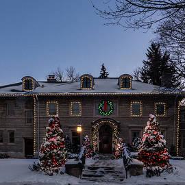 Patti Deters - Christmas Lights Series #4