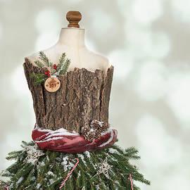 Amanda Elwell - Christmas Mannequin