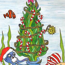 Bev Veals - Christmas of the Sea Tree