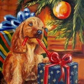 Elena Sokolova - Christmas present
