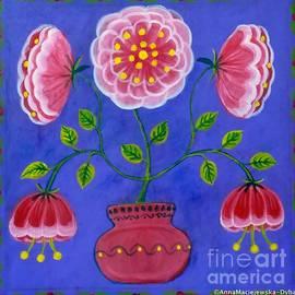Anna Folkartanna Maciejewska-Dyba - Christmas Rose