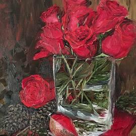 Linda Clark - Christmas Roses