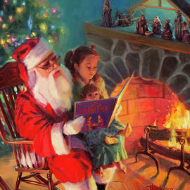 Christmas Story by Steve Henderson
