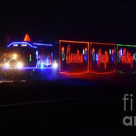 Bob Christopher - Christmas Train
