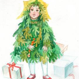 Julia Khoroshikh - Christmas Tree