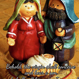 Judi Saunders - Christmas Virgin