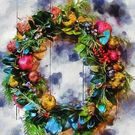 Ian Mitchell - Christmas Wreath
