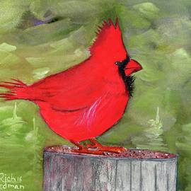 Christopher Cardinal by Rich Stedman