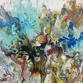 Chrysalis 1 by Deborah Younglao