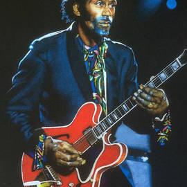 Chuck Berry by Robert Korhonen