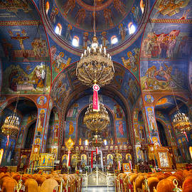 Milan Gonda - church