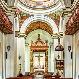 Maria Coulson - Church Interior