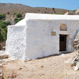 David Fowler - Church of Christ The Saviour on Tilos