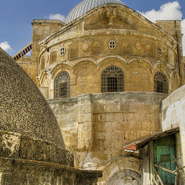 Doug Matthews - Church of the Holy Sepulchre