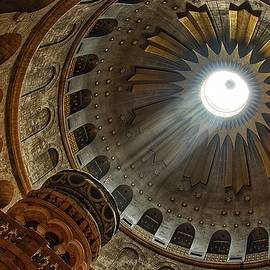 Church Of The Holy Sepulchre by Mark Fuller