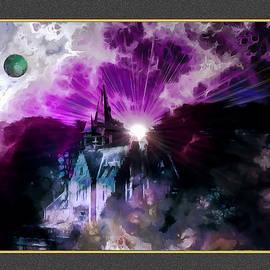 Church of the Resurrection by Mario Carini