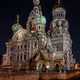 Jaroslaw Blaminsky - Church of the Savior on Spilled Blood