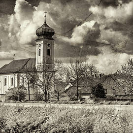 Greg Kluempers - Church on the Danube Near Regensburg 7R2_DSC7330_05072017