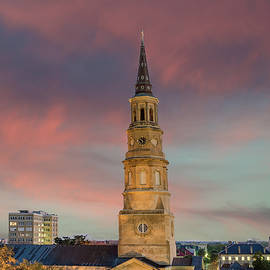 Drew Castelhano - Church St. Sunset