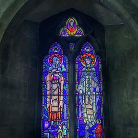 Ian Mitchell - Church Stained Glass Window