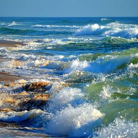 Churning Sea by Dianne Cowen