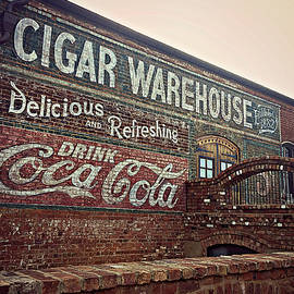 Cigar Warehouse Greenville SC by Kathy Barney