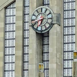 Kathy Barney - Cincy Terminal Clock