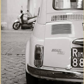 Stefano Senise - Cinquecento Black and White