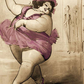 Circus Fat Lady - Mindy Sommers