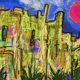 Citadel De Raymond  by Paul Sutcliffe