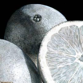 Shana Rowe Jackson - Citrus Sunshine in Monochrome