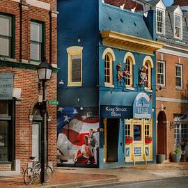 Mike Savad - City - Alexandria, VA - King Street Blues