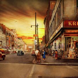 Mike Savad - City - Amsterdam NY - The lost city 1941