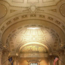 Mike Savad - City - Annapolis MD - Bancroft Hall