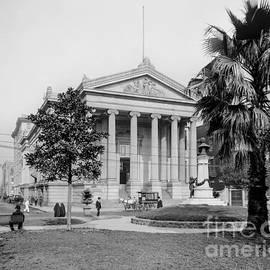 City Hall  Lafayette Square, New Orleans 1890 - Jon Neidert